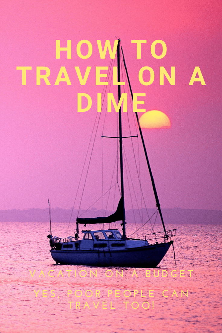 How to Travel on a Dime