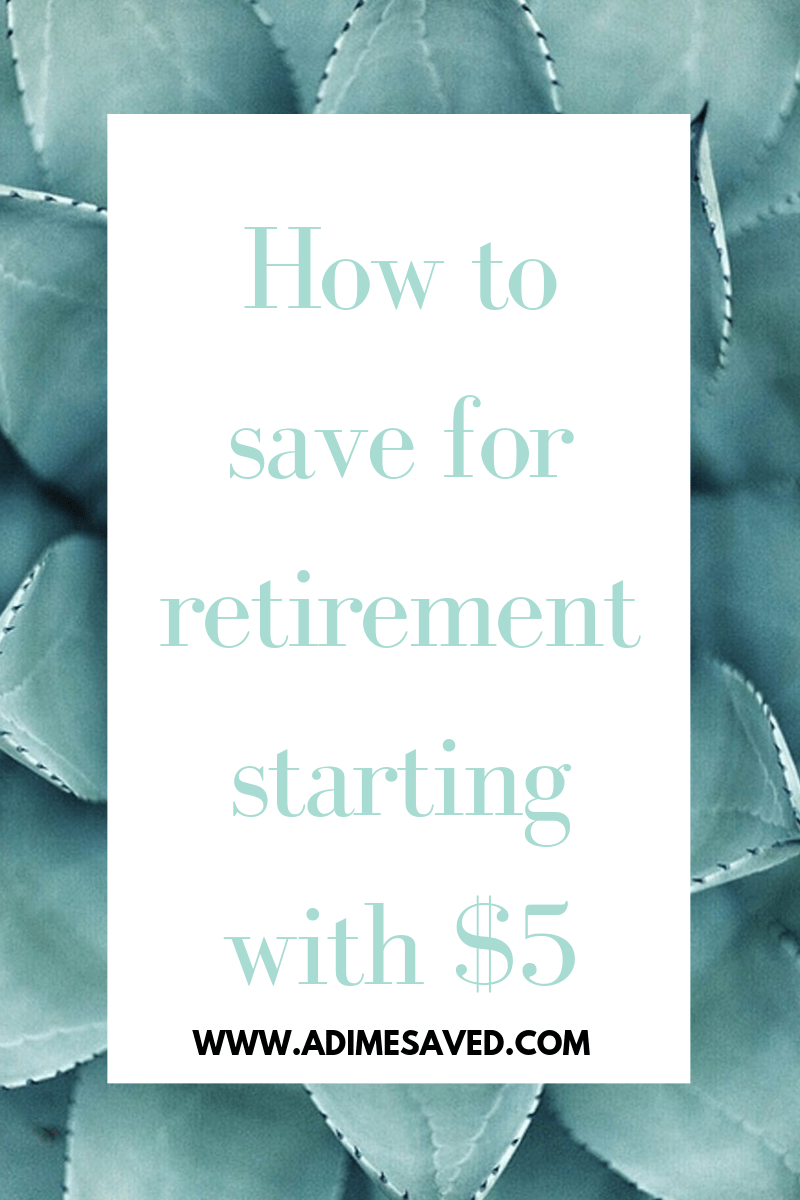 How to save for retirement starting with 5 Pnteresti