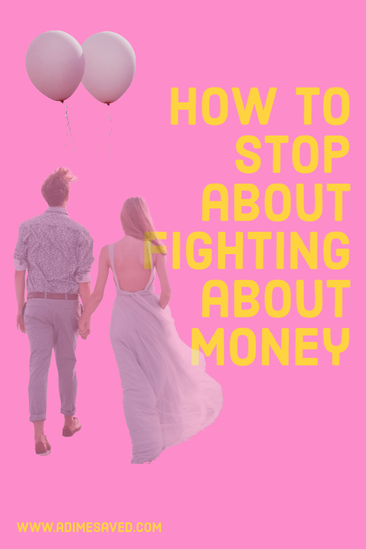 How to stop about fighting about money