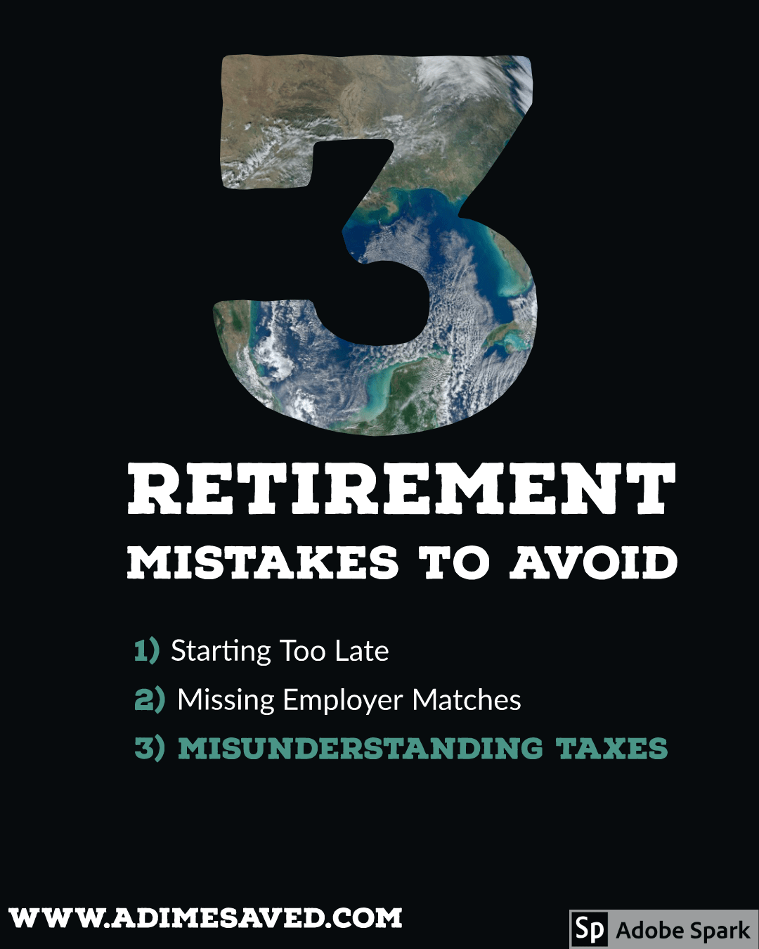 3 Retirement Mistakes to Avoid