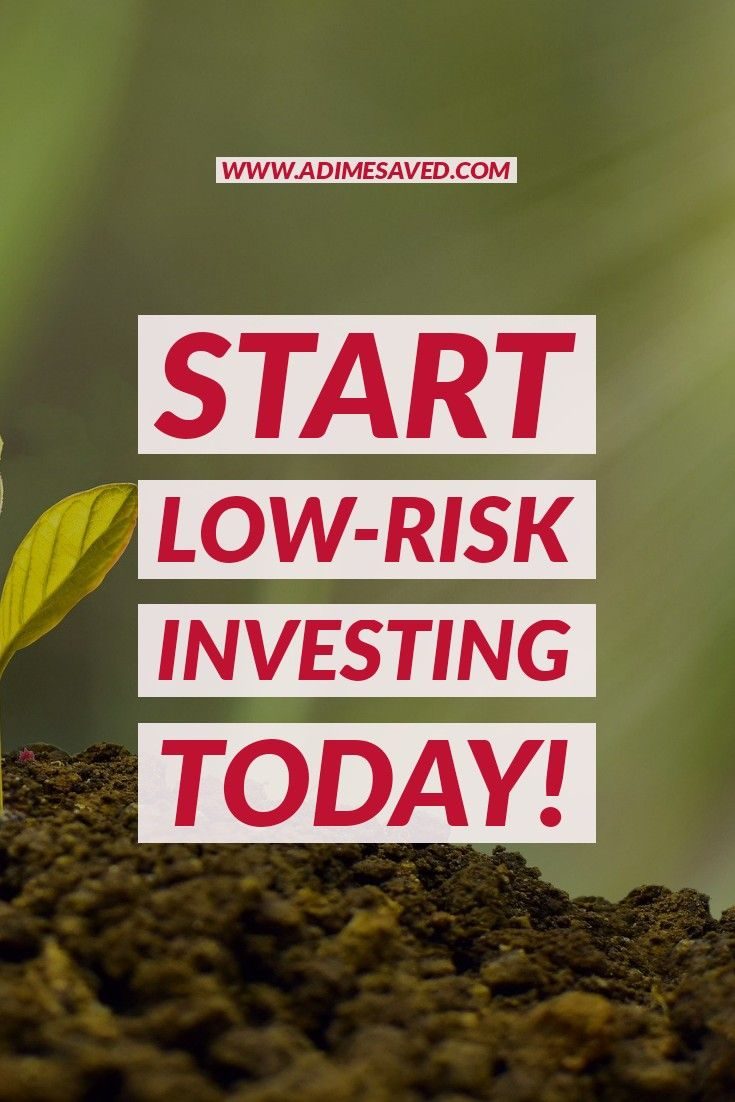 low-risk investing