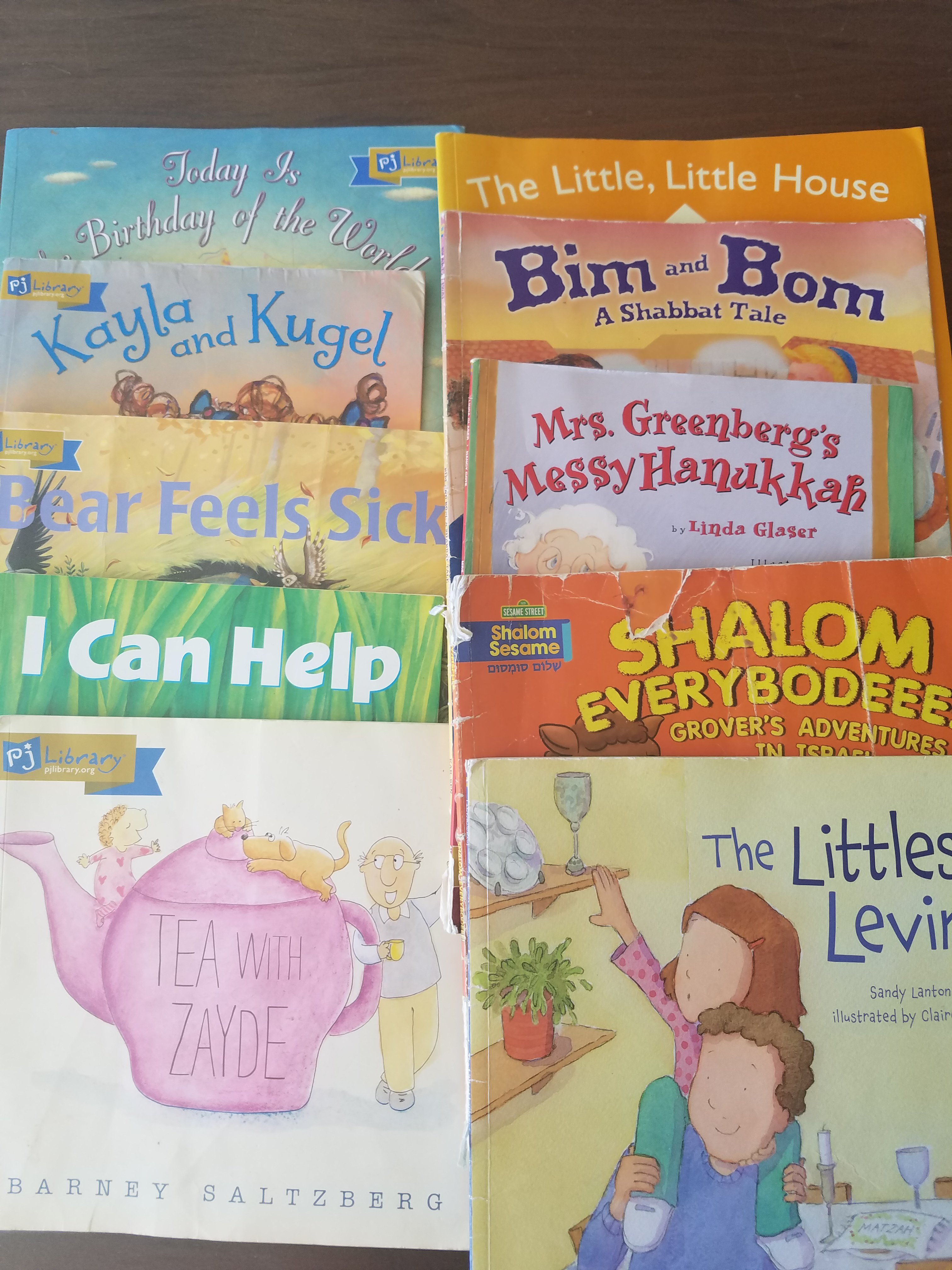 Free Jewish Children's Books