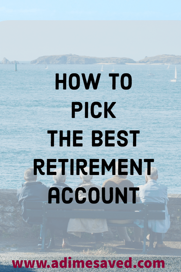 How to pick the best retirement account pin
