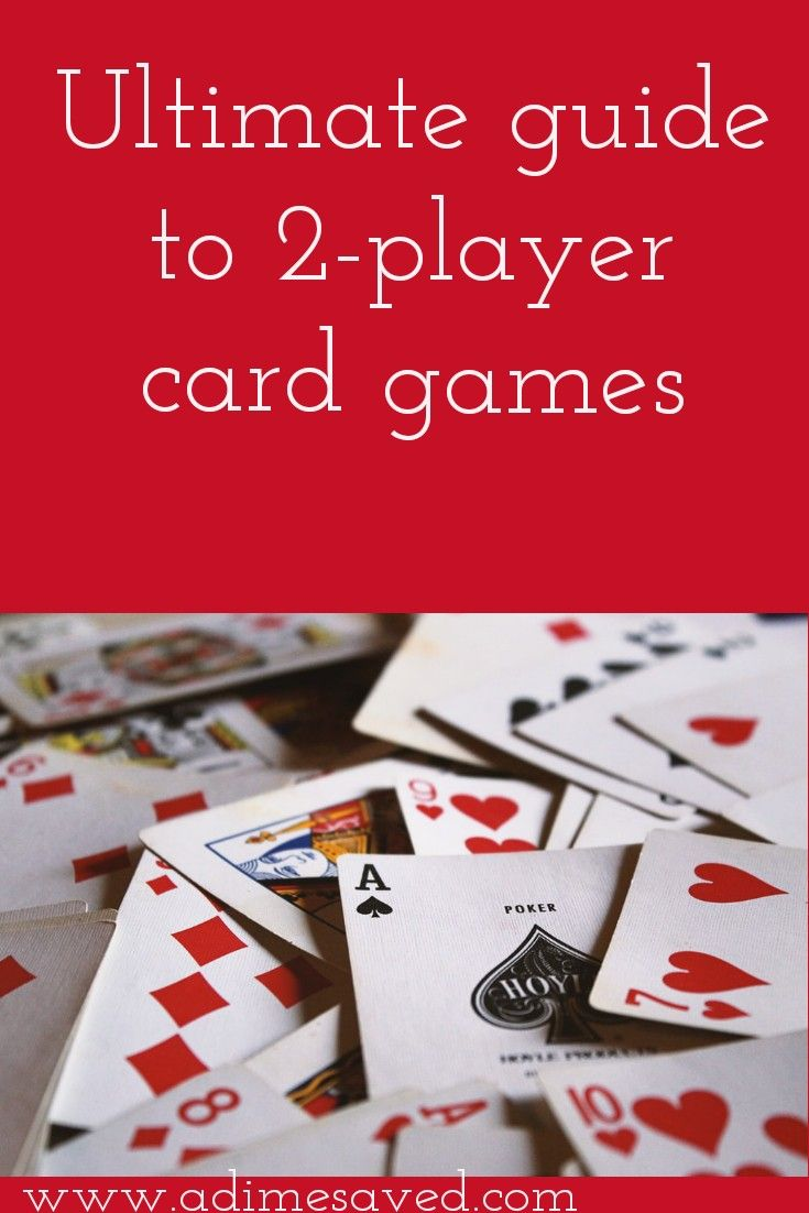 Ultimate guide to 2-player card games