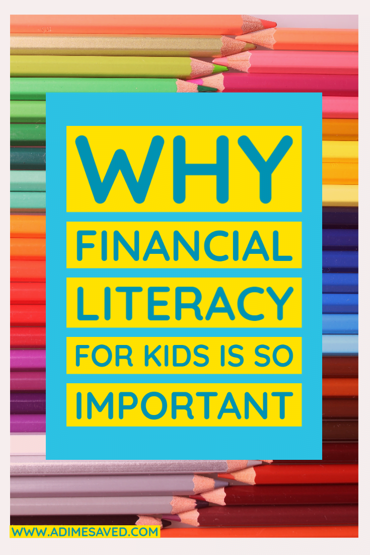 Why Financial Literacy for Kids is so Important