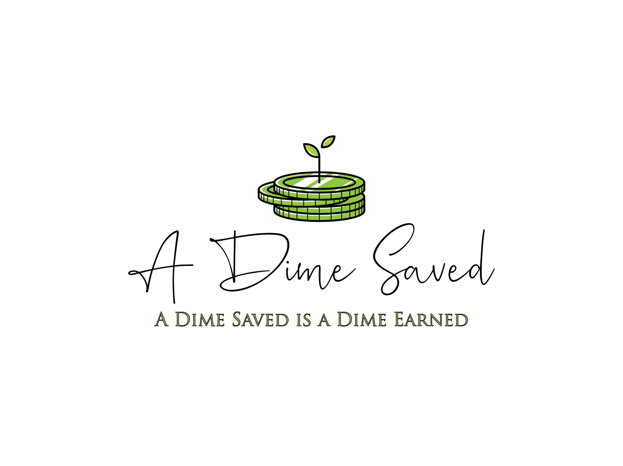 A Dime Saved Logo