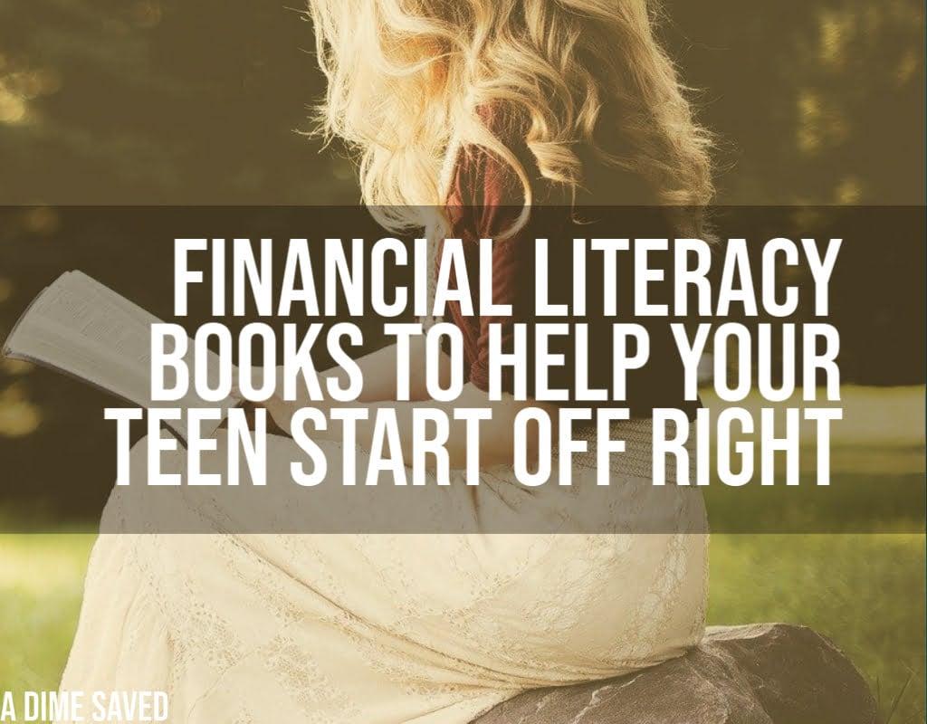 money books for teens