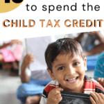 spend child tax credit