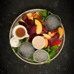 29. Stone Fruit Salad with Tapioca Pearls